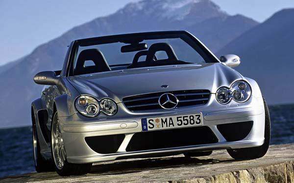 Фото Mercedes CLK DTM