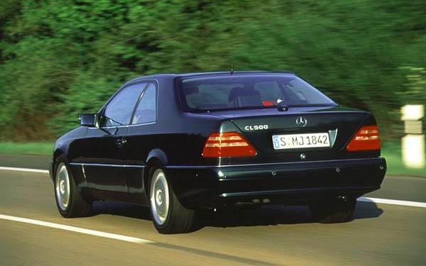 Фото Mercedes CL  (1992-1999)