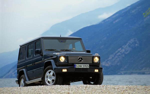 Фото Mercedes G-Class  (2000-2006)