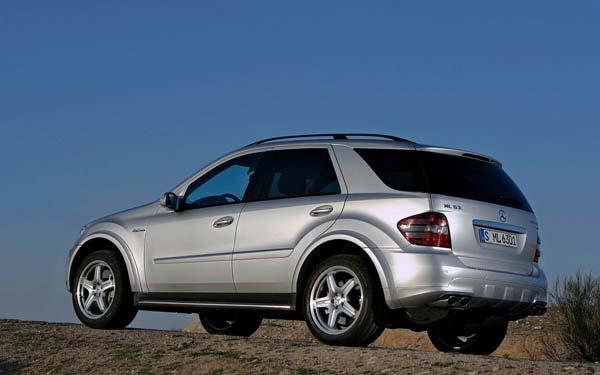 Фото Mercedes ML  (2005-2008)
