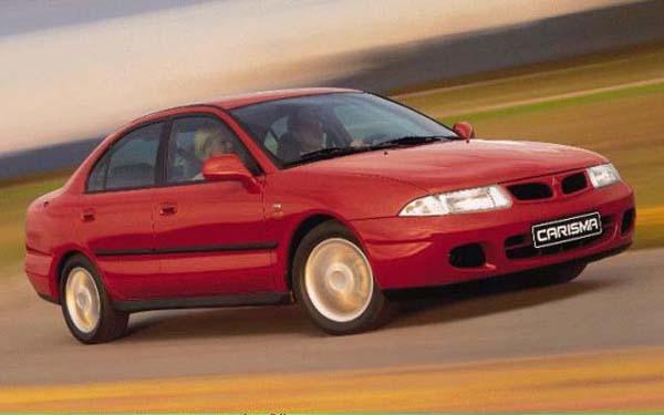 Фото Mitsubishi Carisma  (1995-1998)