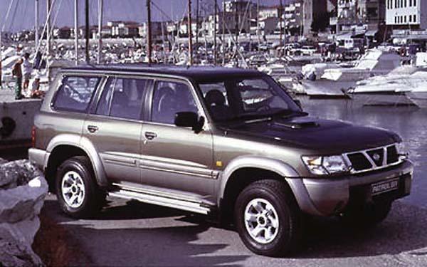 Фото Nissan Patrol GR  (1999-2003)