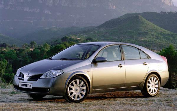 Фото Nissan Primera Hatchback