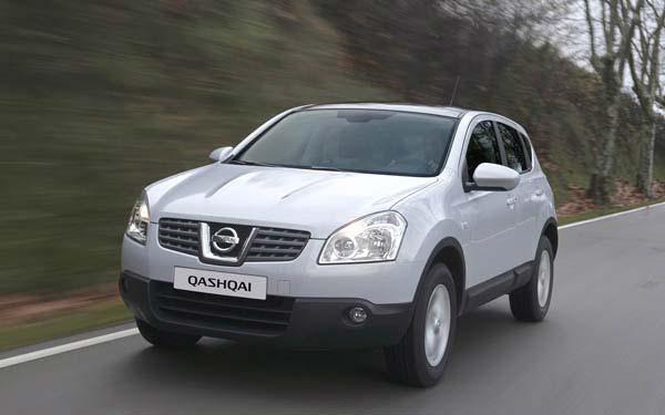 Фото Nissan Qashqai  (2007-2009)