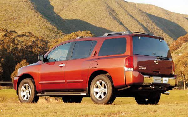 Фото Nissan Armada  (2003-2007)