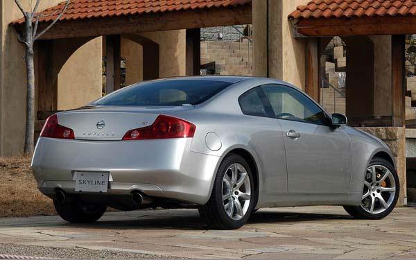 Фото Nissan Skyline Coupe  (2003-2006)