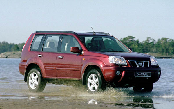 Фото Nissan X-Trail  (2001-2007)