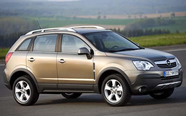 Фото Opel Antara  (2007-2010)