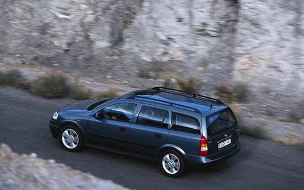 Фото Opel Astra Caravan  (1998-2004)