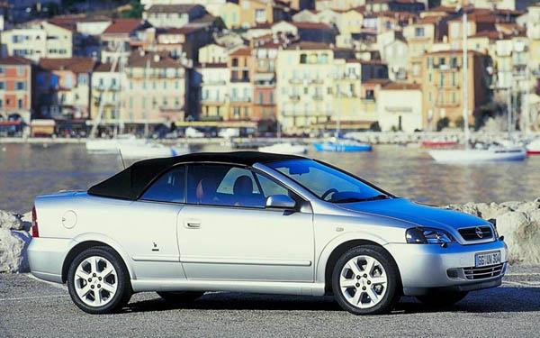 Фото Opel Astra Cabrio  (2001-2005)