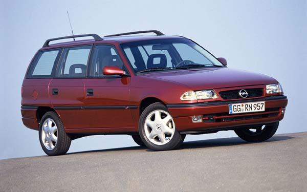 Фото Opel Astra Caravan  (1992-1998)