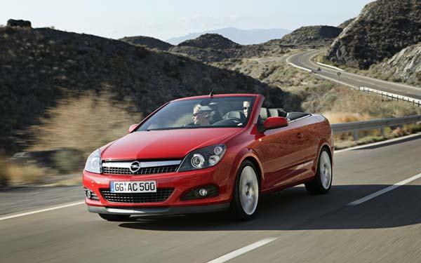 Фото Opel Astra TwinTop