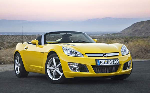 Фото Opel GT