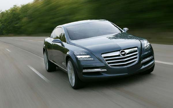 Фото Opel Insignia Concept