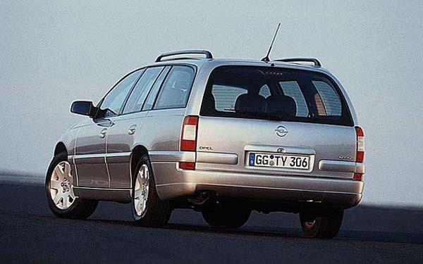 Фото Opel Omega Caravan