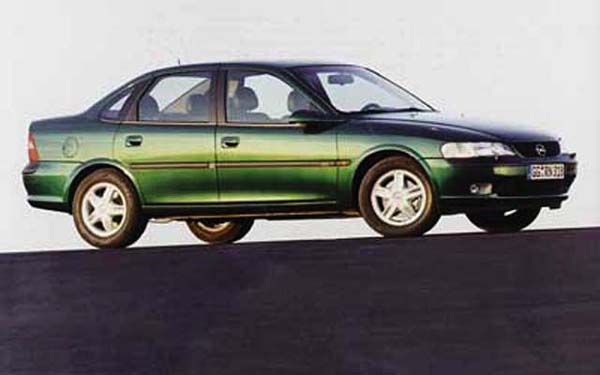 Фото Opel Vectra  (1999-2001)