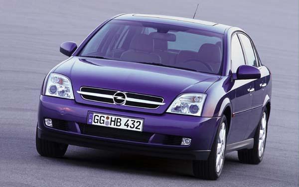 Фото Opel Vectra  (2002-2004)