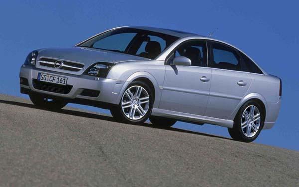 Фото Opel Vectra GTS  (2002-2004)