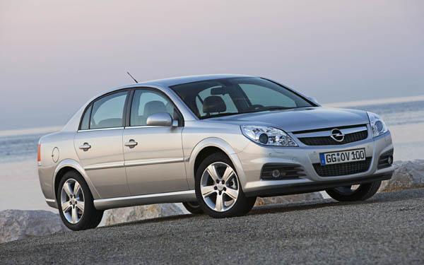 Фото Opel Vectra