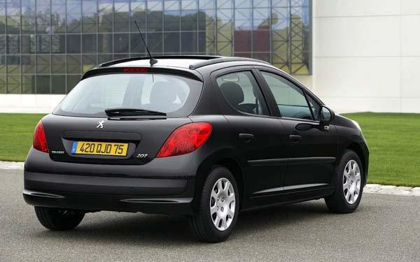 Фото Peugeot 207  (2006-2009)