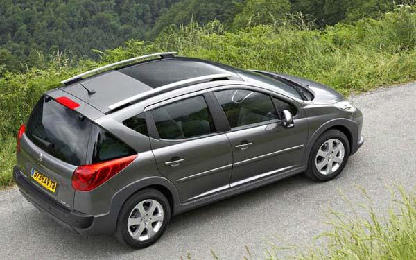 Фото Peugeot 207 SW  (2007-2009)