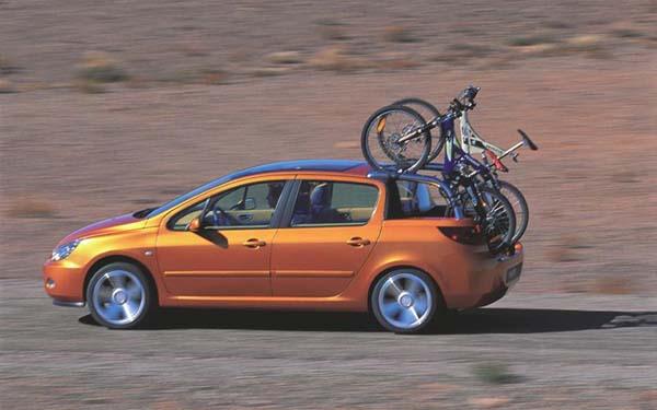 Фото Peugeot 307 Cameleo