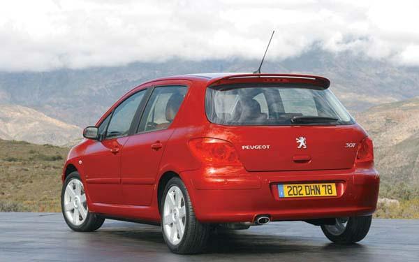 Фото Peugeot 307
