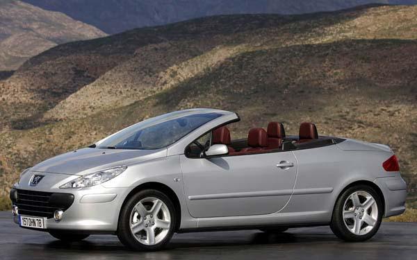 Фото Peugeot 307 CC