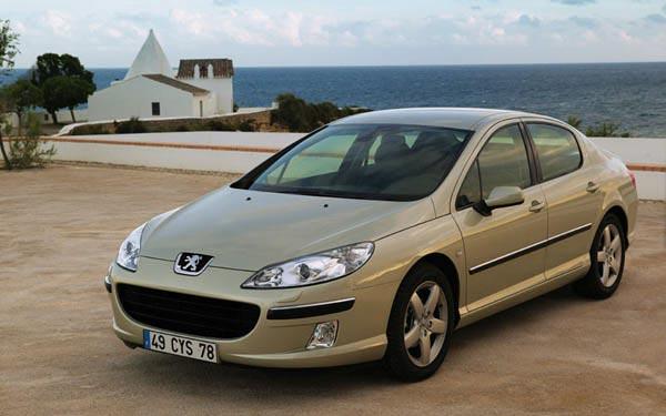 Фото Peugeot 407  (2004-2008)