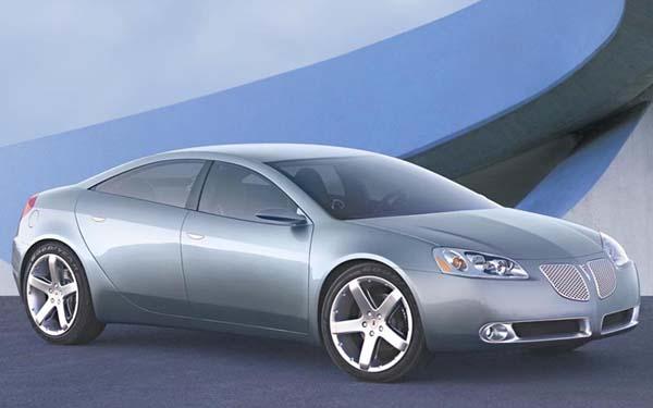 Фото Pontiac G6 Concept