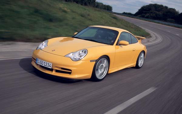 Фото Porsche 911 GT3  (1999-2004)