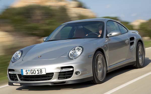 Фото Porsche 911 Turbo  (2006-2008)