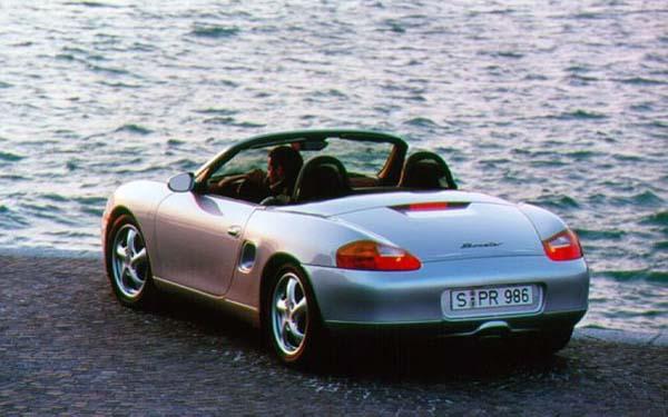 Фото Porsche Boxster  (1996-2004)