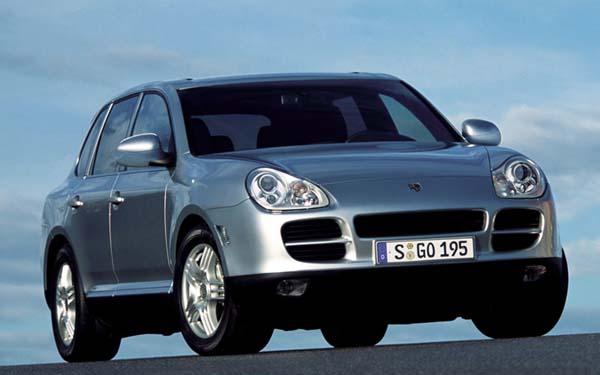 Фото Porsche Cayenne  (2002-2007)