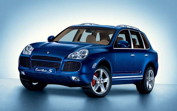 Фото Porsche Cayenne Turbo S  (2006-2007)