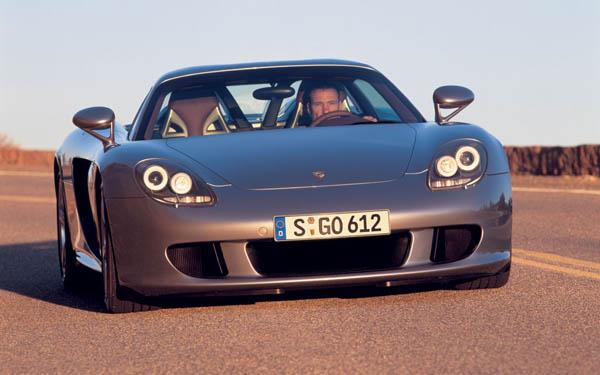 Фото Porsche Carrera GT