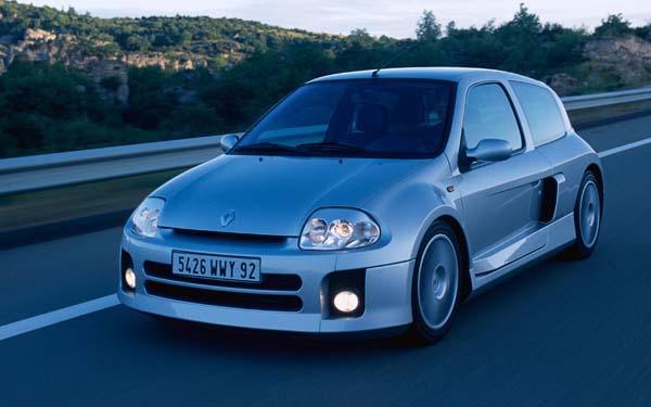 Фото Renault Clio Sport  (1999-2002)