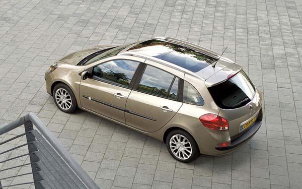 Фото Renault Clio Grand Tour  (2007-2009)