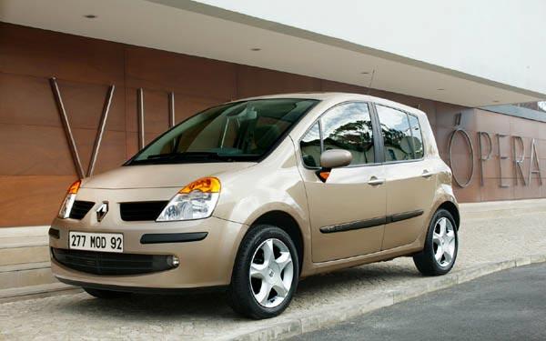 Фото Renault Modus