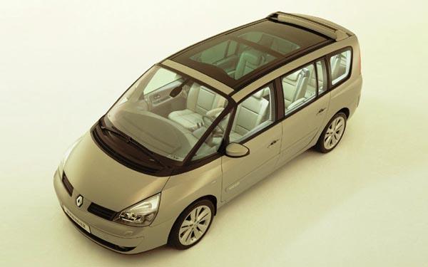 Фото Renault Espace  (2002-2006)