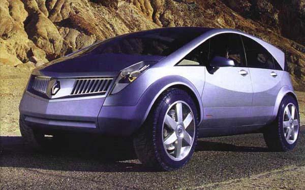 Фото Renault Koleos Concept