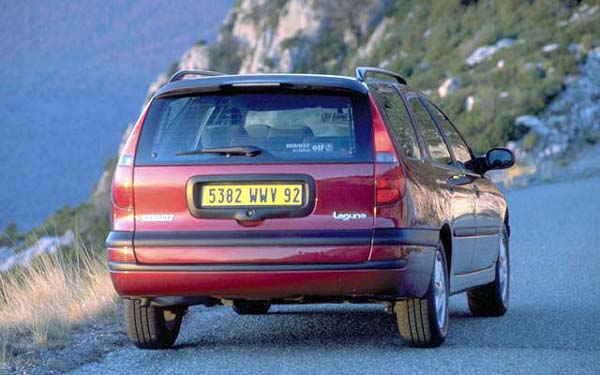 Фото Renault Laguna Nevada  (1998-2000)