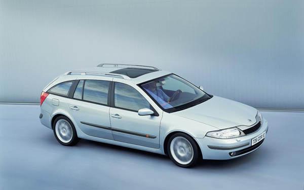 Фото Renault Laguna Estate  (2001-2005)