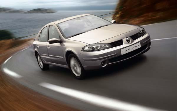 Фото Renault Laguna  (2005-2007)