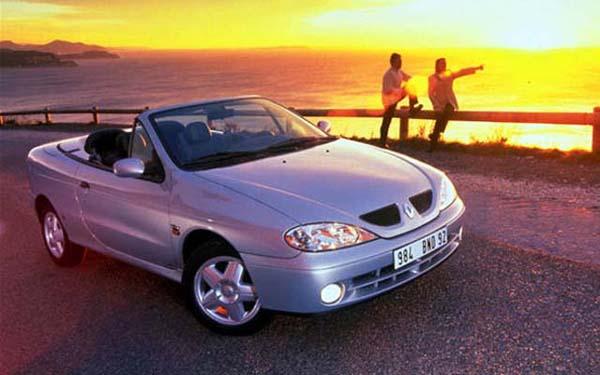 Фото Renault Megane Cabrio  (1999-2002)