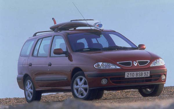 Фото Renault Megane Break  (1999-2003)