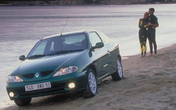 Фото Renault Megane Coupe  (1999-2002)