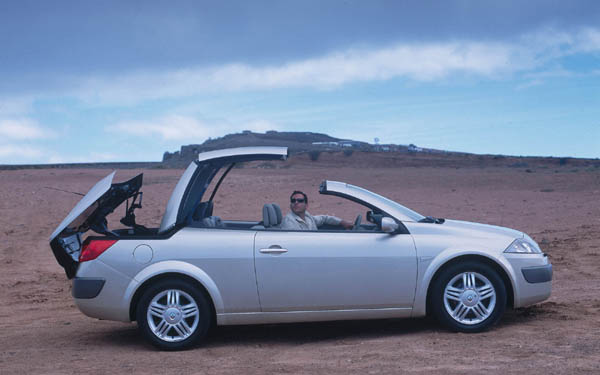 Фото Renault Megane Coupe-Cabriolet  (2003-2009)