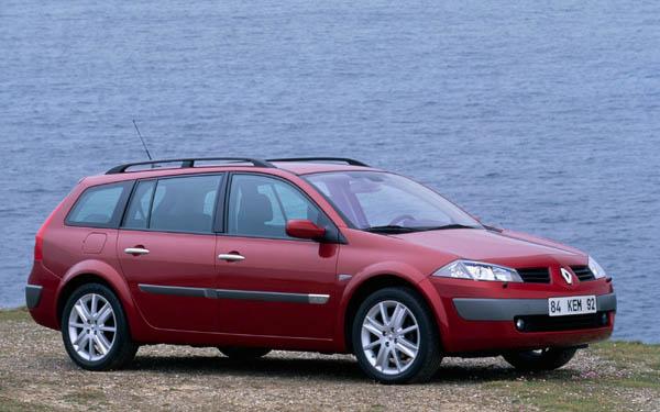 Фото Renault Megane Break  (2004-2009)