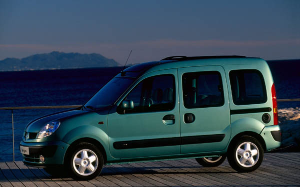 Фото Renault Kangoo  (2003-2008)
